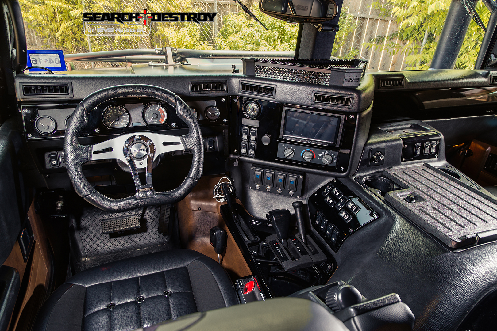 Hummer H1 Tactical Search & Destroy Tier 1 For Sale | EVS ...